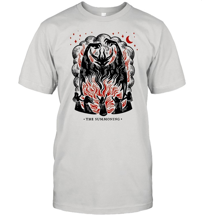 The Summoning Illustration shirt Classic Men's T-shirt