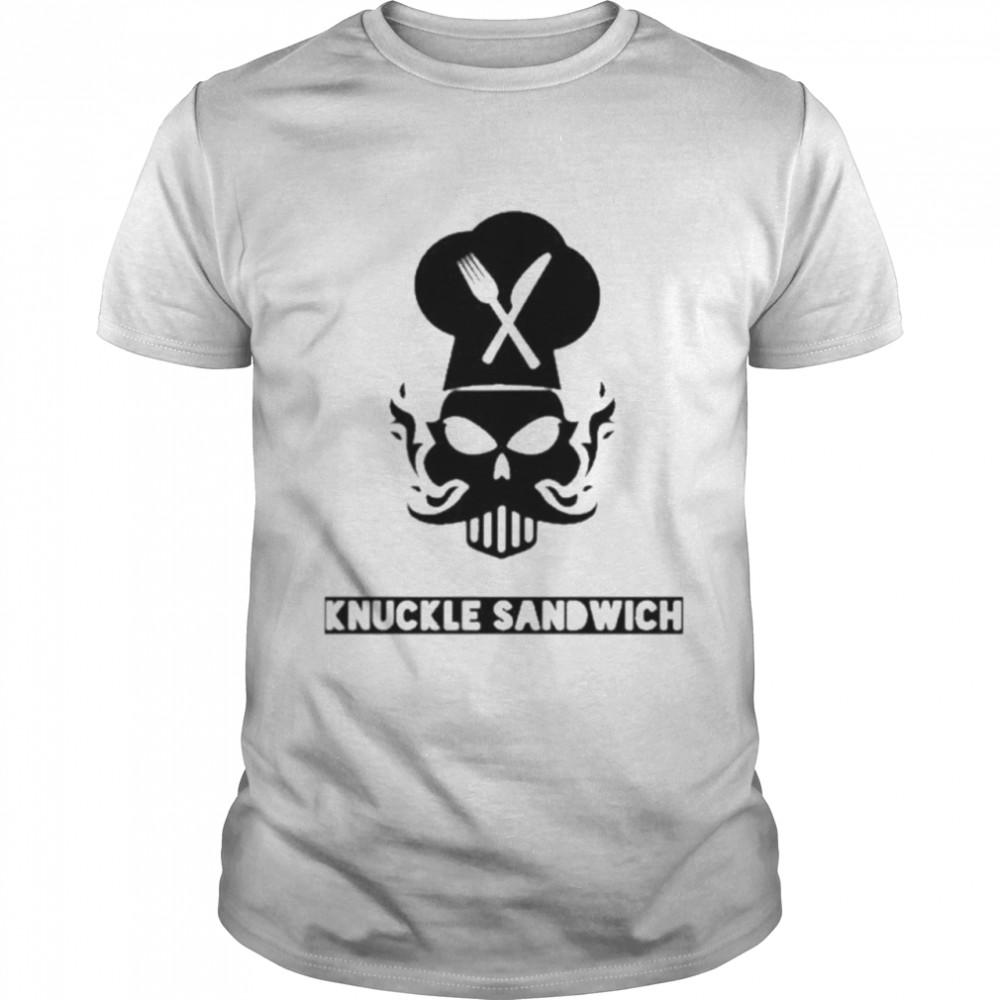 Knuckle sandwich shirt Classic Men's