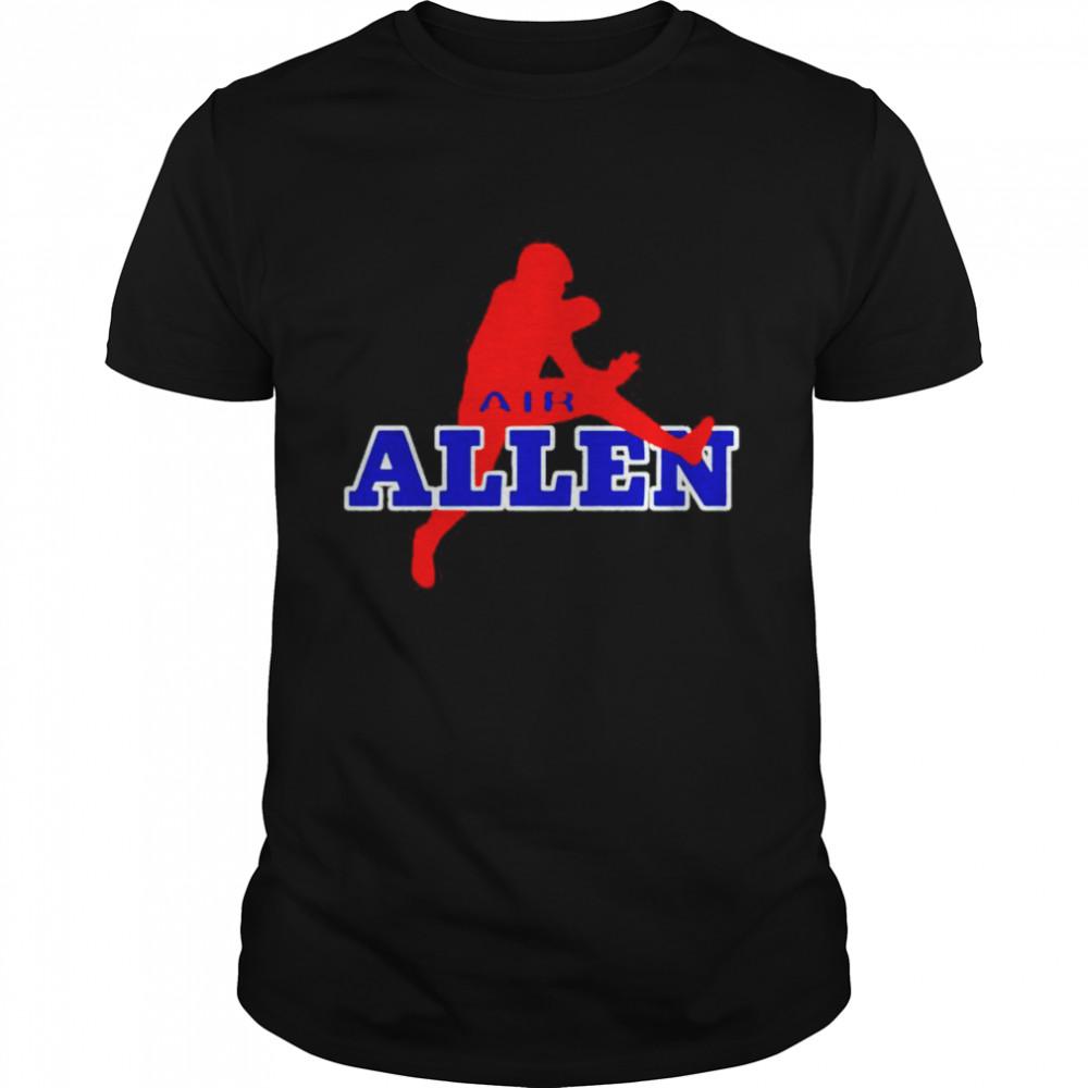 Air Allen Buffalo Bills 2021 shirt Classic Men's