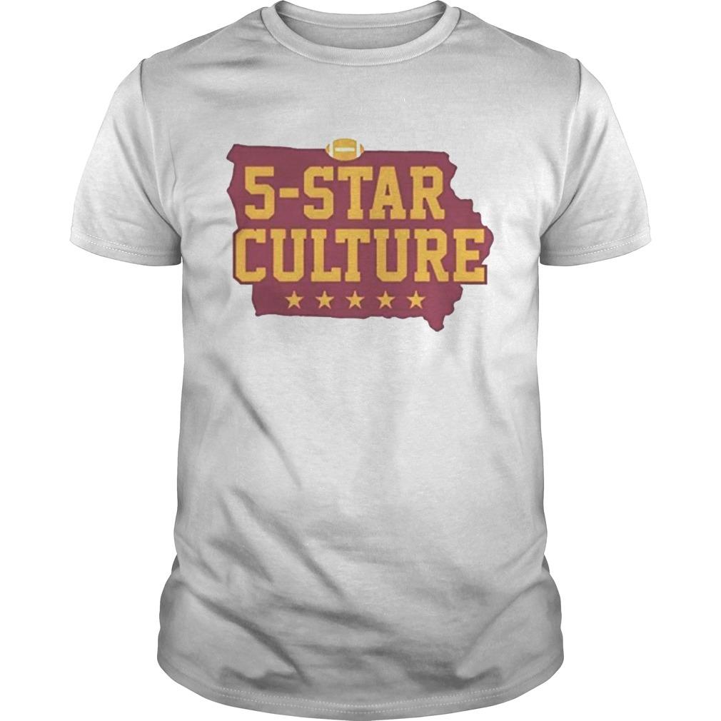 5 star culture shirt Classic Men's