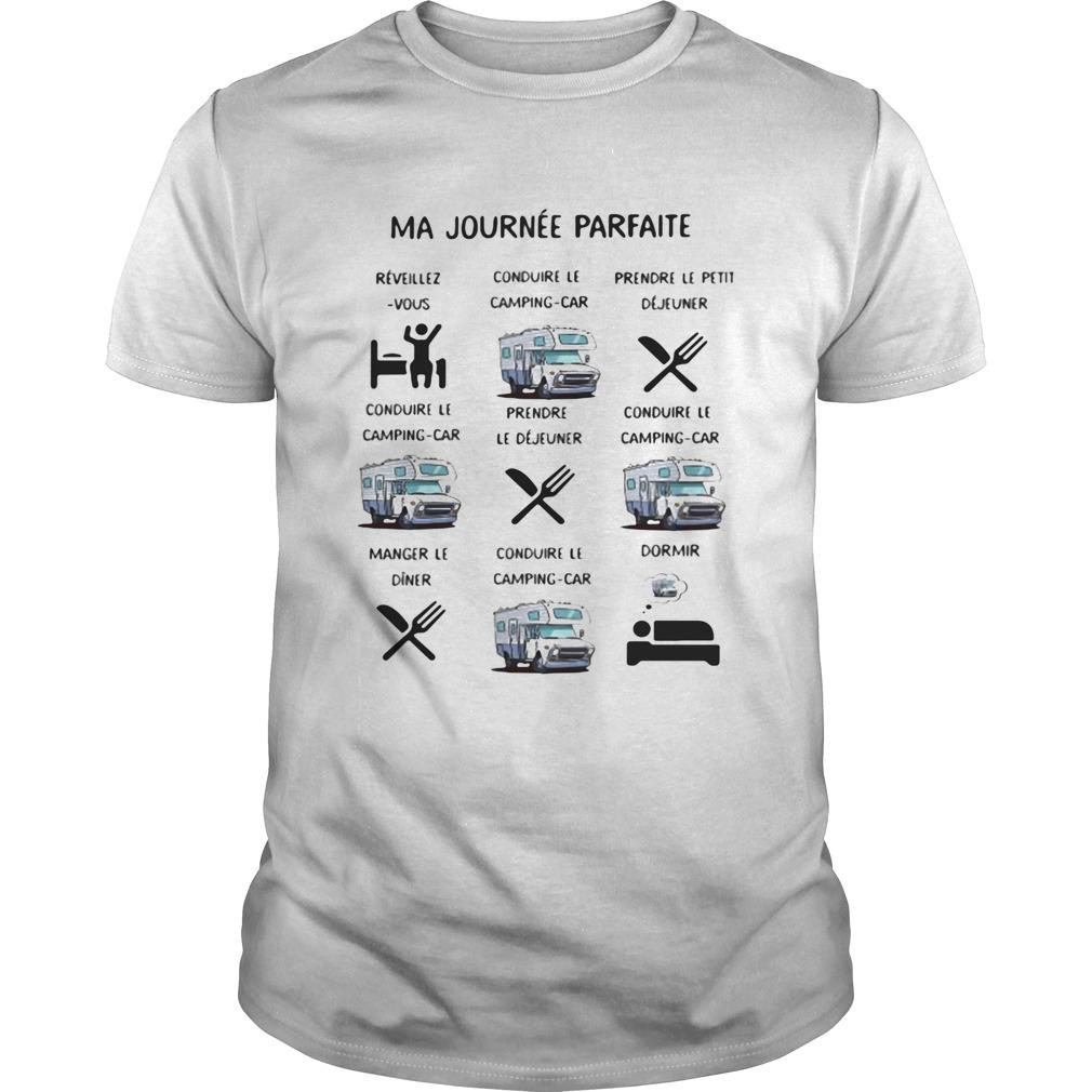 Ma Journe Parfait Motorhome shirt Classic Men's