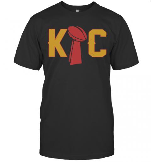 NFL Football Team KC Chiefs Kansas City Chiefs shirt Classic Men's