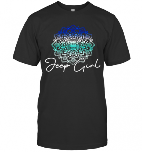 Jeep Girl shirt Classic Men's