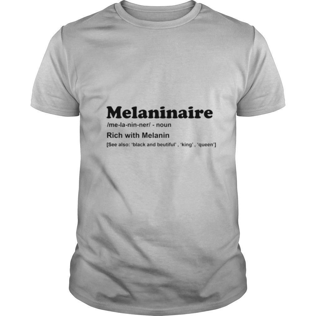 Melaninaire Definition shirt Classic Men's