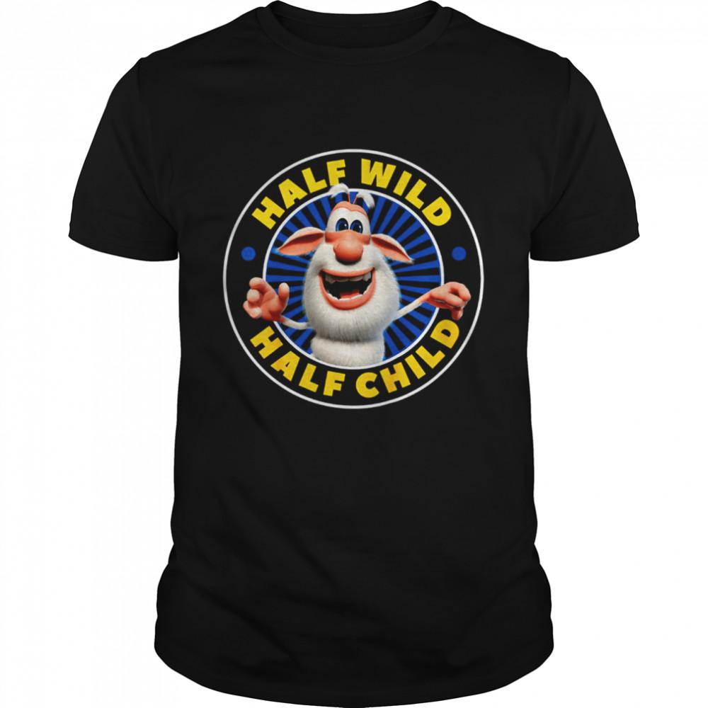 Booba Half Wild Half Child shirt Classic Men's