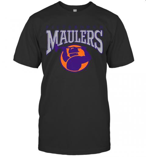 Pittsburgh Maulers Football shirt Classic Men's