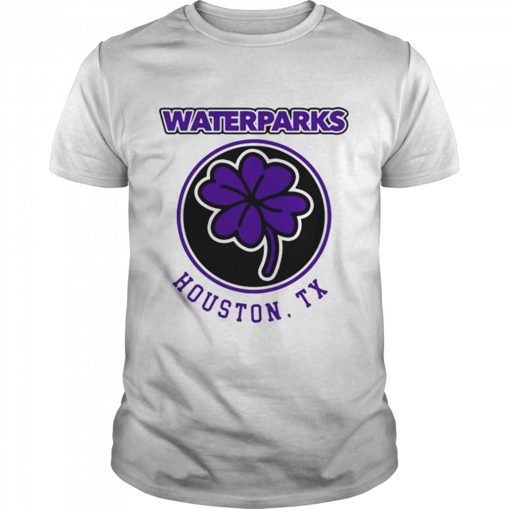 Waterparks Houston tx shirt Classic Men's