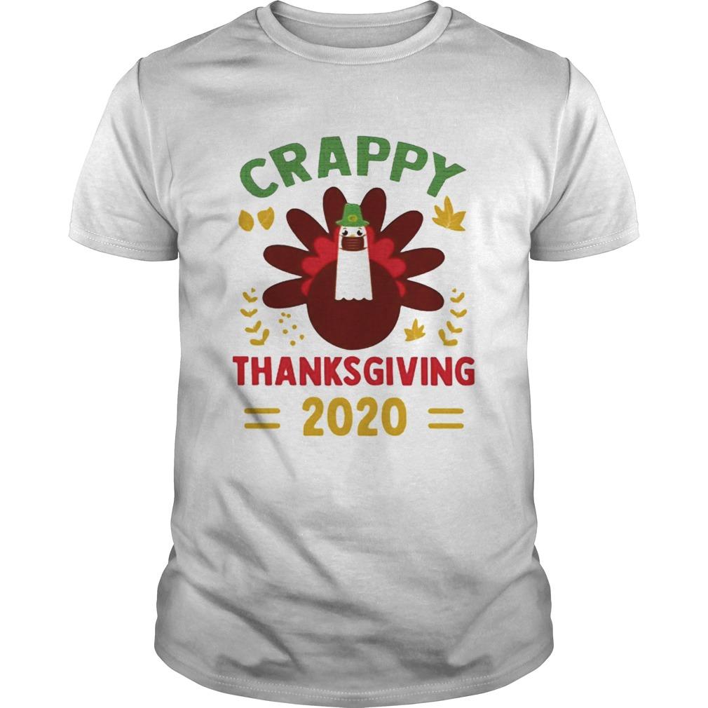 crappy Thanksgiving 2020 shirt Classic Men's