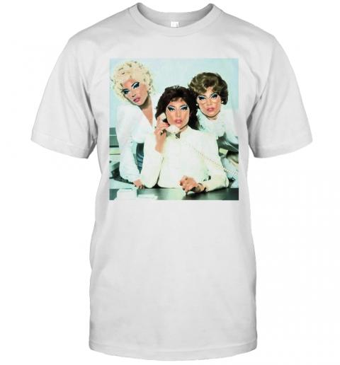 Lady Gaga 9 To 5 shirt Classic Men's