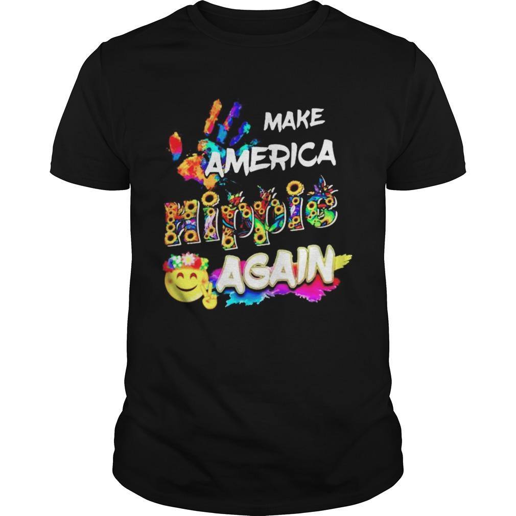 Make America Hippie Again shirt Classic Men's