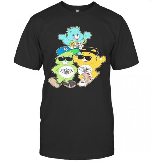 Beastie Bears Care Bears shirt Classic Men's