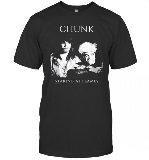 Chunk Staring At Flames shirt Classic Men's