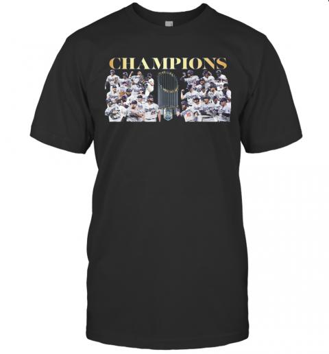 LA Champions World 2020 Double shirt Classic Men's