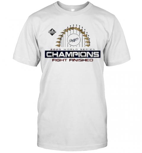 Los Angeles Dodgers World Series Champions Baseball MLB 2020 shirt Classic Men's
