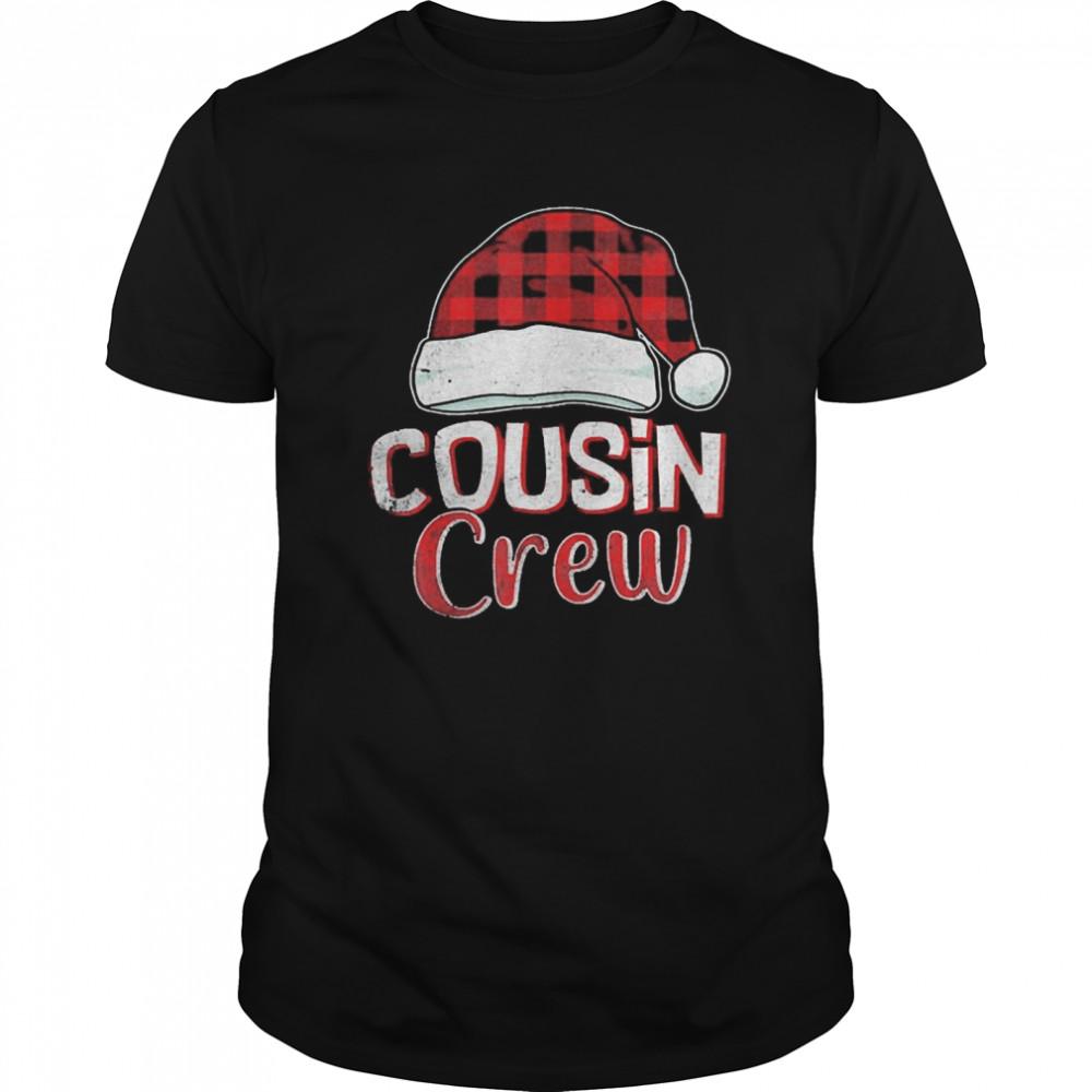 Cousin Crew Red Christmas Pajamas shirt Classic Men's