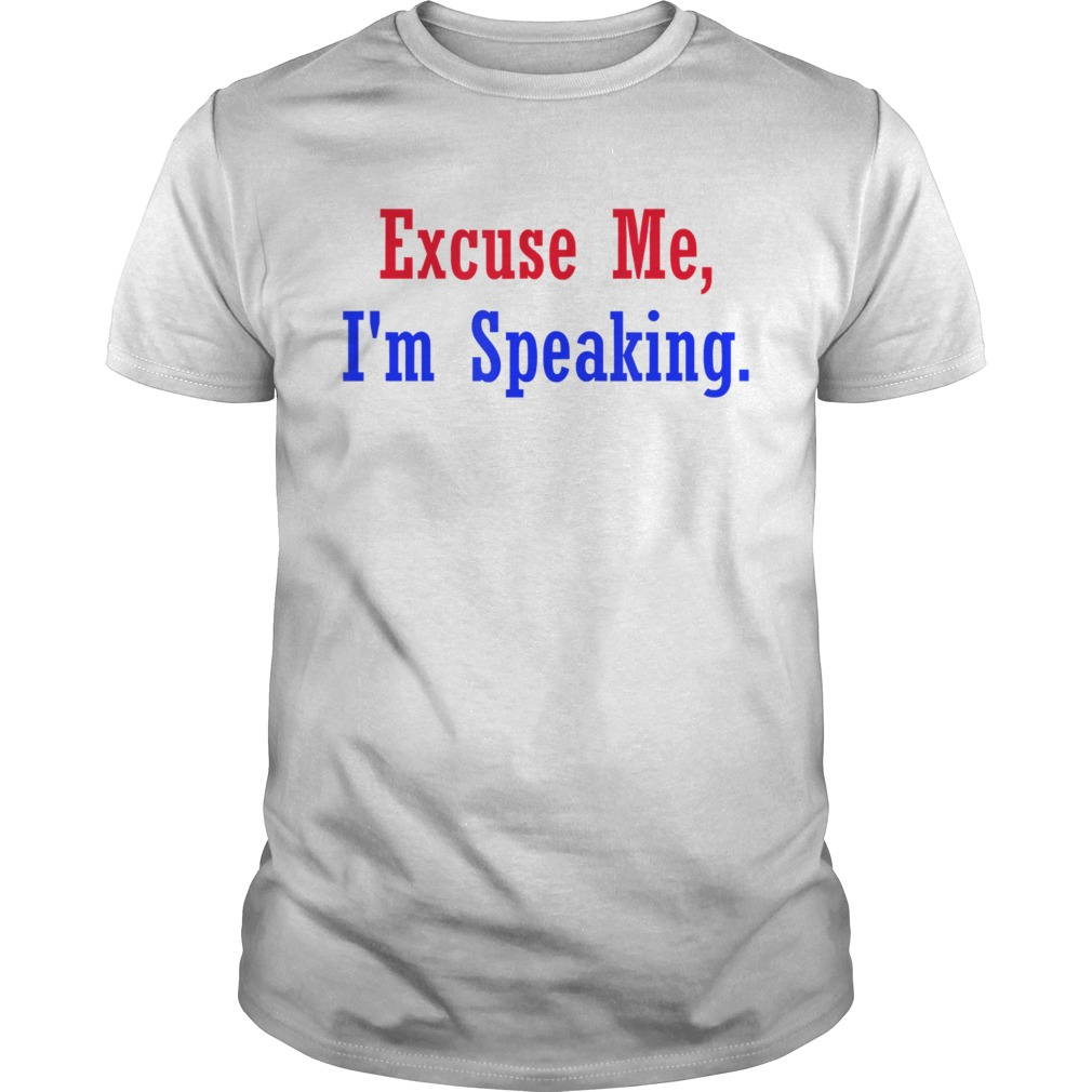 Excuse Me im Speaking KAMALA Debate 2020 shirt Classic Men's