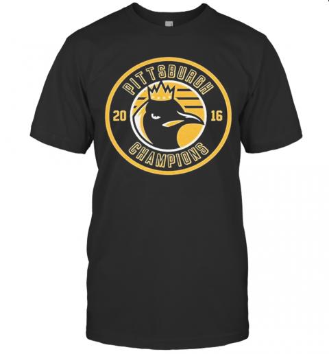 Pittsburgh 2016 Champions shirt Classic Men's