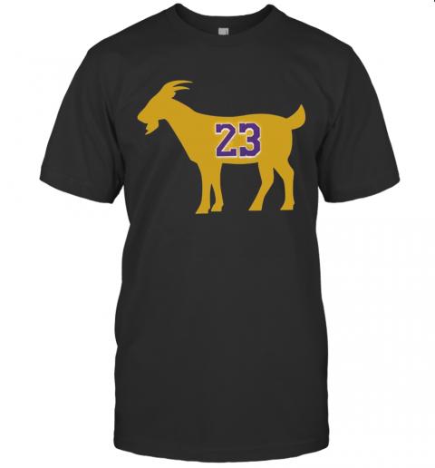 La Goat shirt Classic Men's