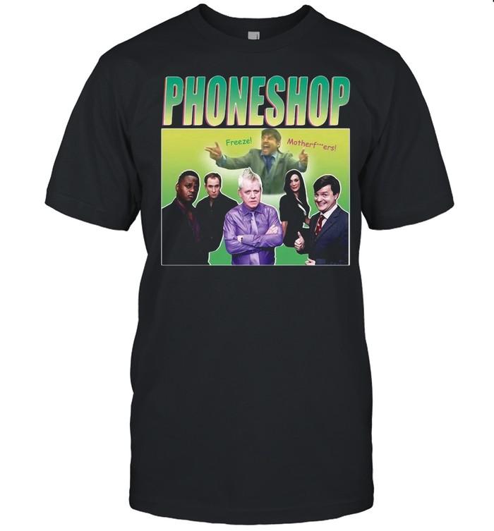 Phoneshop Freeze Mother shirt Classic Men's T-shirt