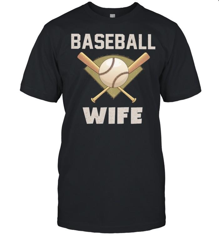 Baseball wife 2021 shirt Classic Men's T-shirt