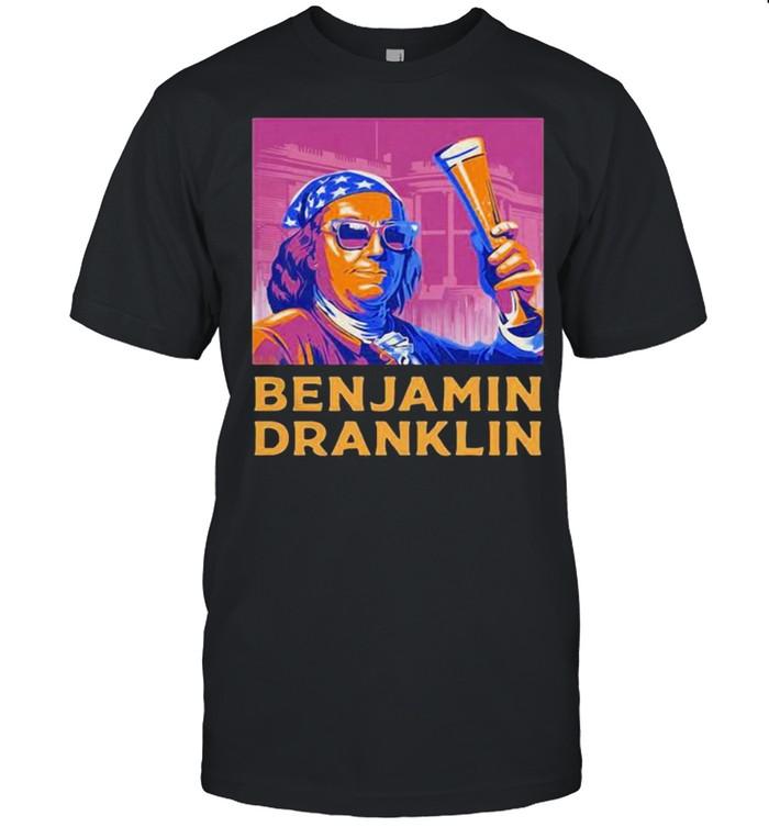 Benjamin Franklin  Classic Men's T-shirt