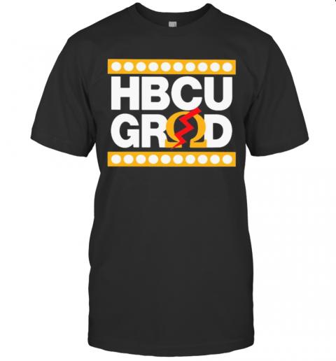 Hbcu Grad Omega Psi Phi Vintage shirt Classic Men's