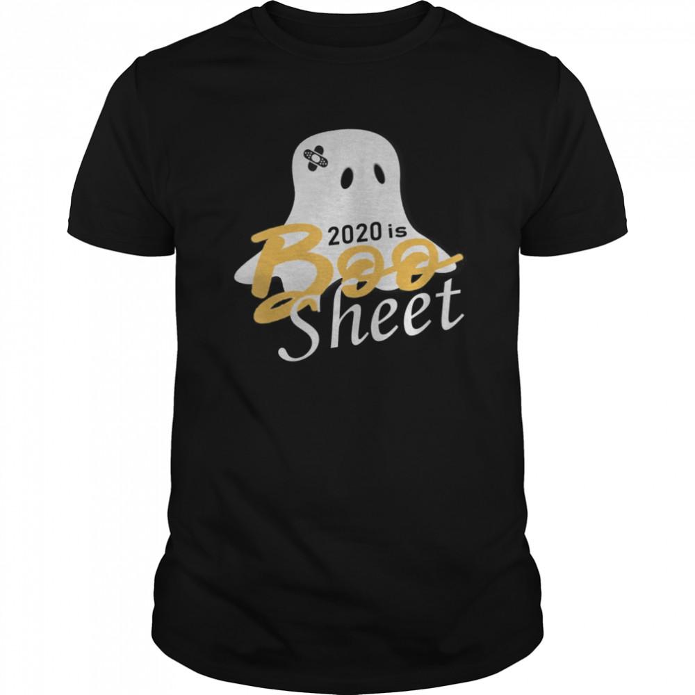 2020 Boo Sheet shirt Classic Men's