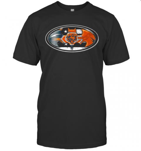 Chicago Bears Batman Logo shirt Classic Men's