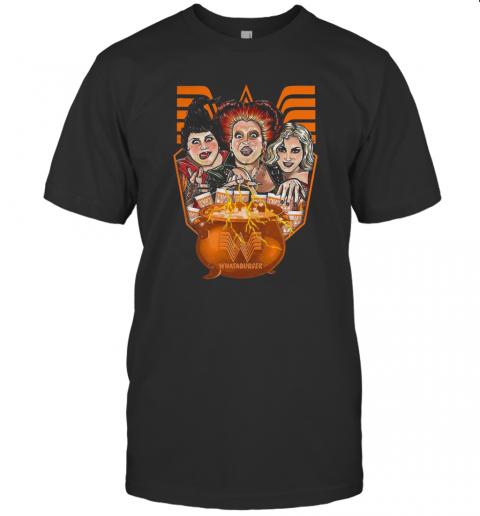 Halloween Hocus Pocus Whataburger shirt Classic Men's
