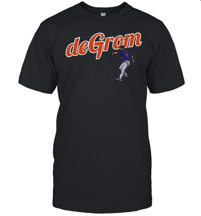 Jacob DeGrom  New York Baseball shirt Classic Men's T-shirt