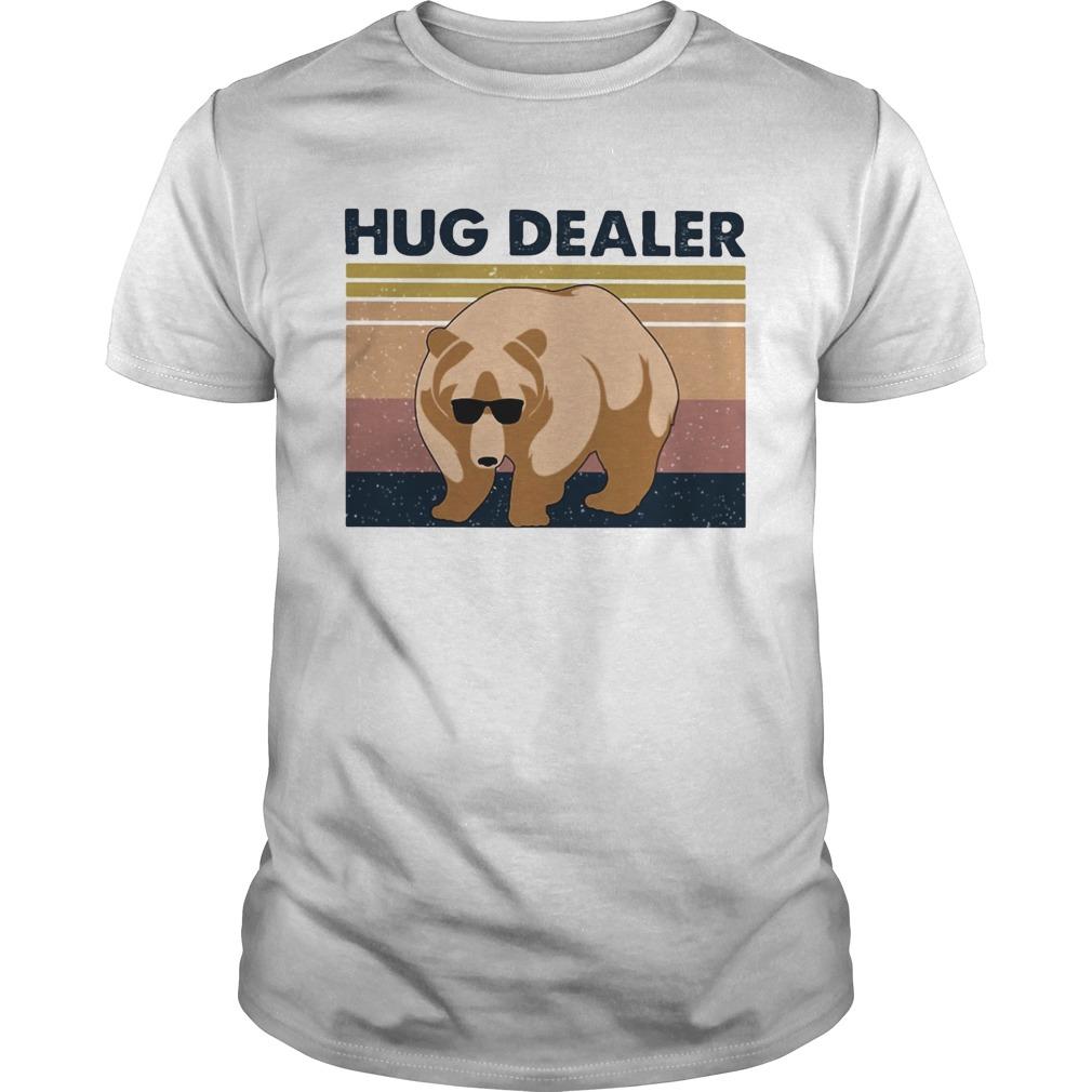 Bear Hug Dealer Vintage shirt Classic Men's