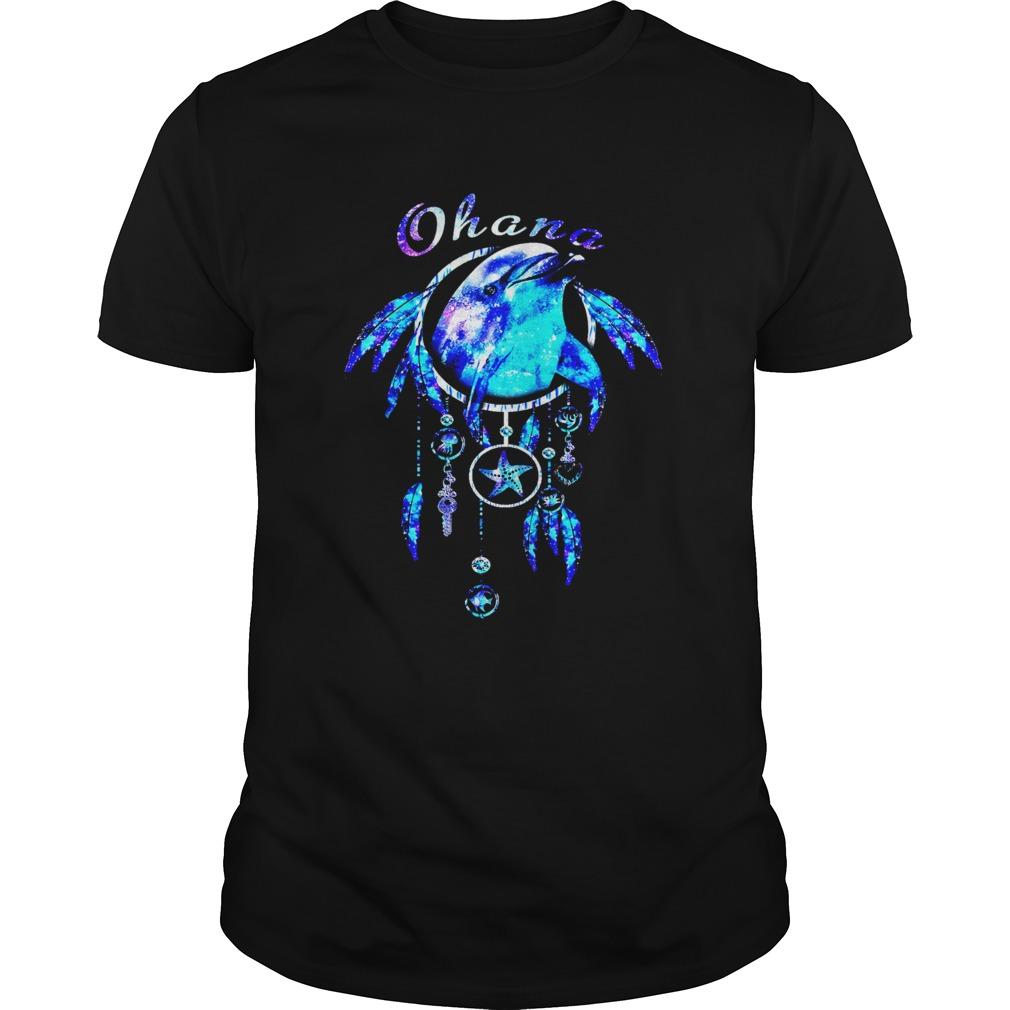 Ohana Dolphin shirt Classic Men's