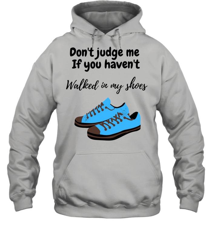 In my shoes  Unisex Hoodie