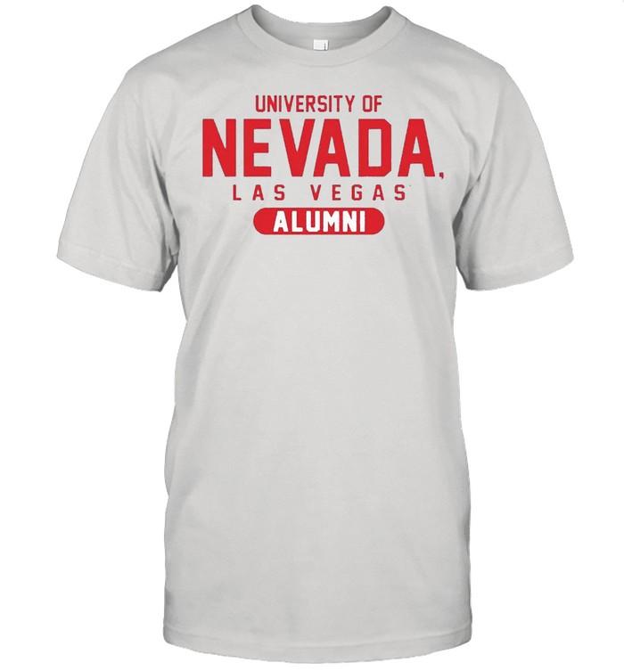 University Of Nevada Las Vegas Alumni shirt Classic Men's T-shirt