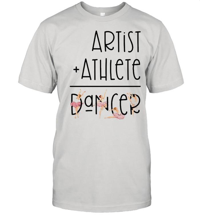 Artist Athlete Dancer  Classic Men's T-shirt